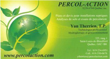 Logo de Percol-Action