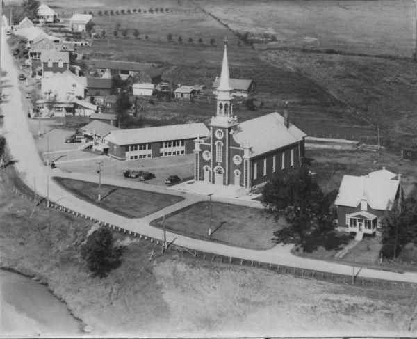 Image d'archive Saint-Louis-de-Blandford